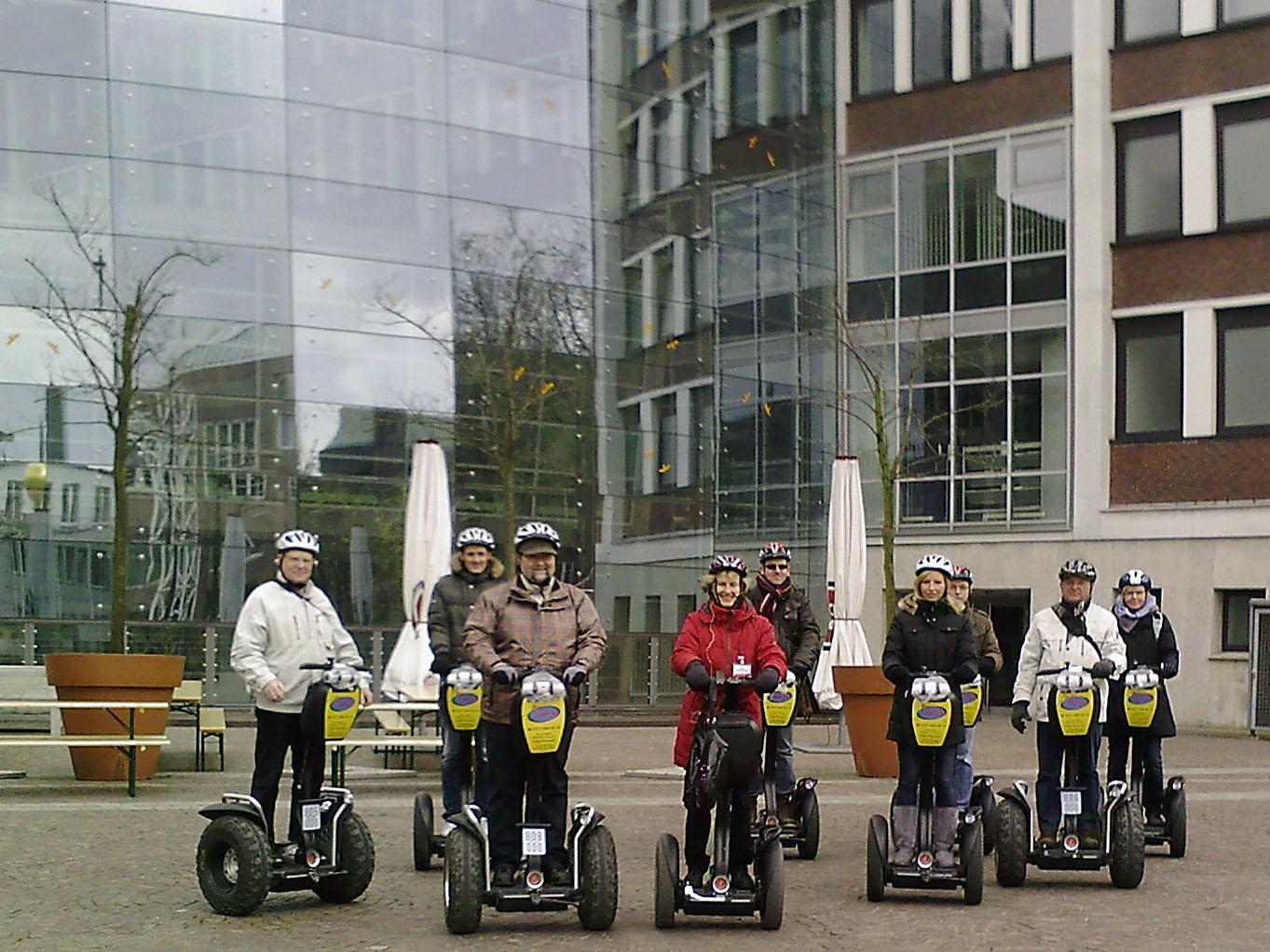 Segway Dortmund