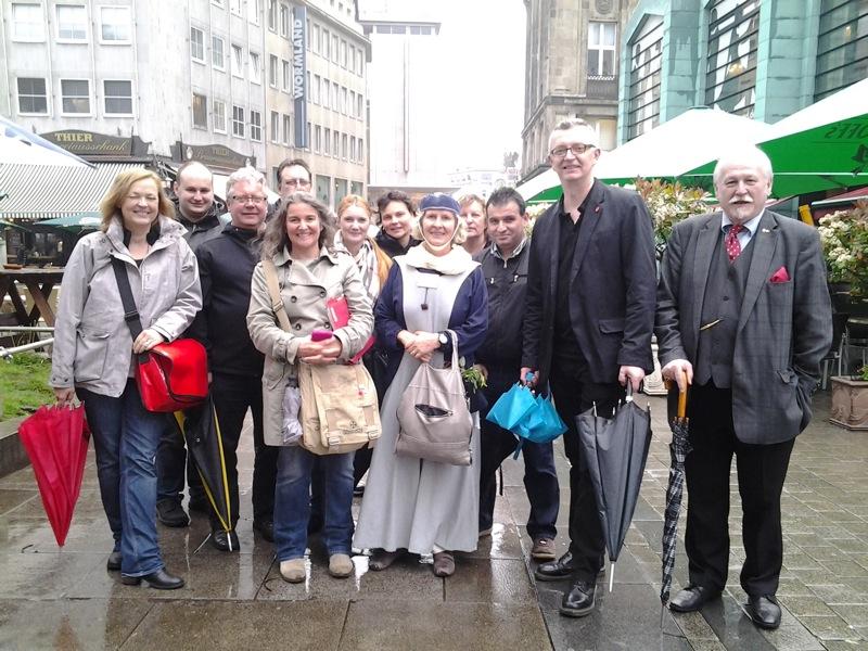 2014-04-29 Historischer Stadtrundgang Anja Hecker-Wolf