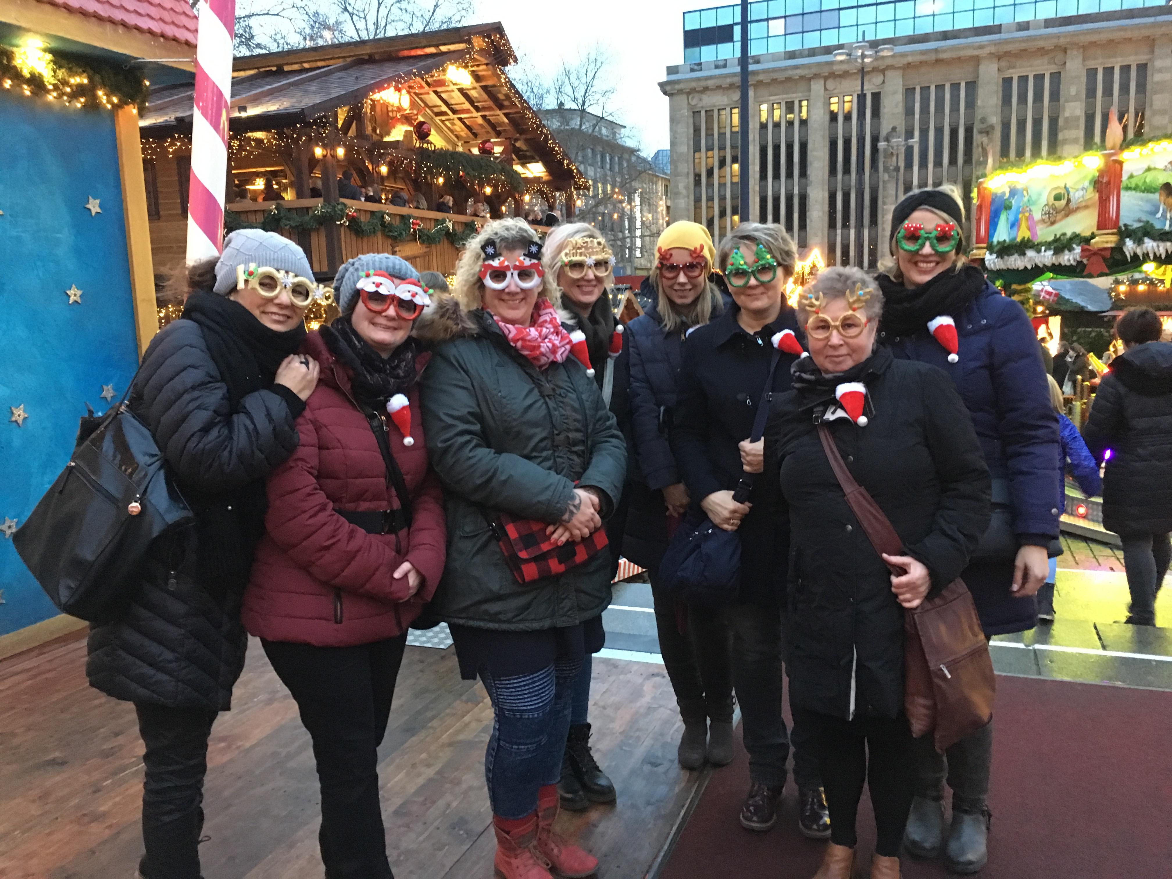 weihnachtsmarkt dortmund eröffnung 2019